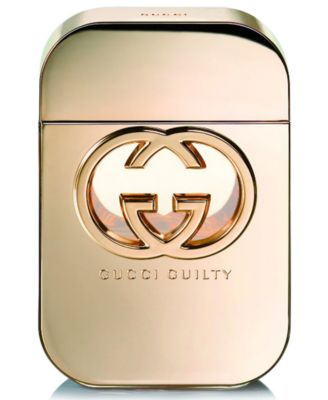 Gucci Guilty 2.5 oz EDT Unbox for women