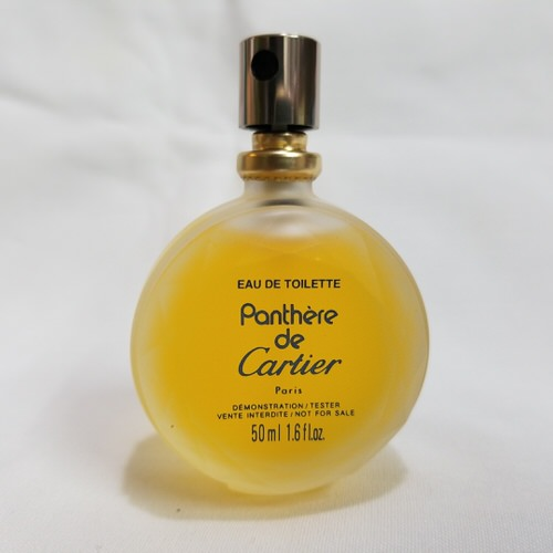 Panthere de Cartier by Cartier 1.6 oz EDT tester for women
