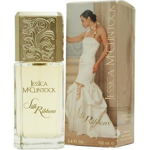 Silk Ribbons by Jessica McClintock 3.4 oz EDP for women